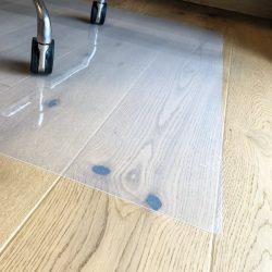FloorMet Slim székalátét 1150×1000×0,8 mm