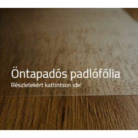 Öntapadós padlófólia